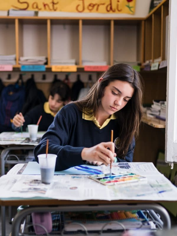 International School Barcelona - Fine arts and creativity