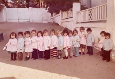 International School Barcelona - Beginning of the school