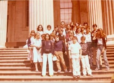 International School Barcelona - First school trip to the UK