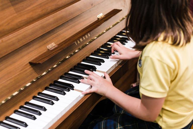 International School Barcelona - Music learning