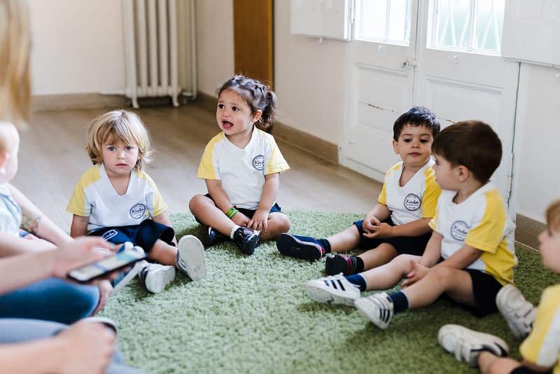 English Kinder Barcelona Sta Clara