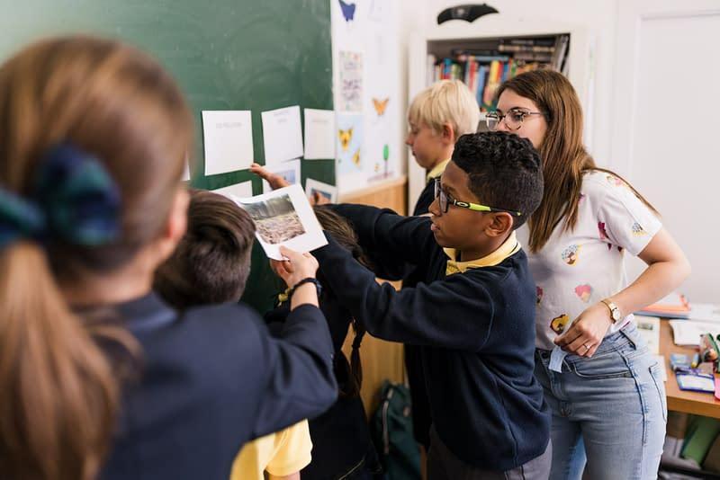 Primary International School Barcelona - Santa Clara