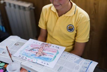 International School Barcelona - Teaching arts